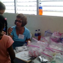 Medical Clinic in La Colonia