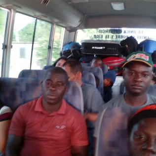 Traveling in the Buss