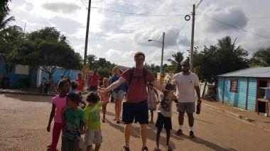 Evangelizing in Colonia