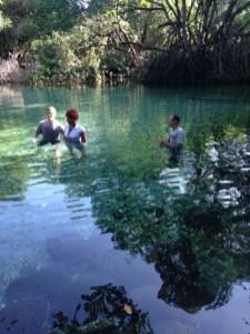 Baptisms in La Colonia