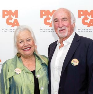 PMCA board member Joyce Leddy and Tom Leddy.