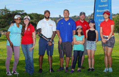 The First Tee has taught veterans golf skills and socialization methods that it also uses to teach local youth.