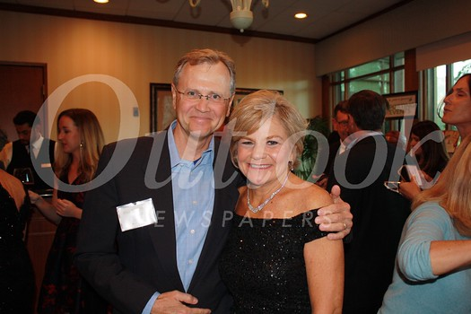 7 Phil Van Horn and Elizabeth House Executive Director Debbie Unruh