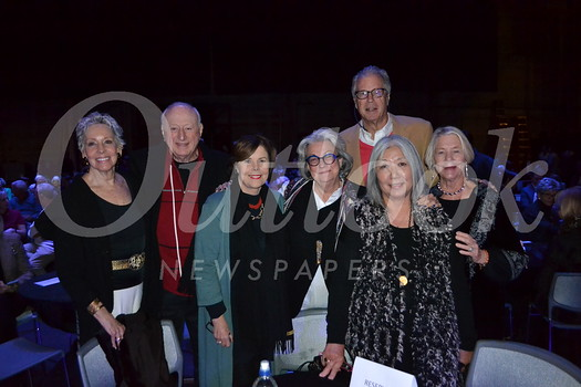Francine and Herb Cooper, Carolyn Miller, Connie McCreight, Keith and Margaret Russell and Noriko Fujinami