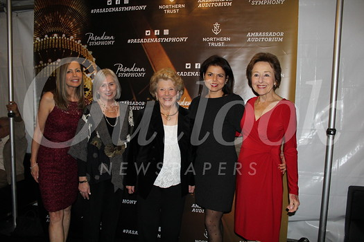Vicki Heggem, Mona Neter, Sharla Durant, Lora Unger and Sue Shieff