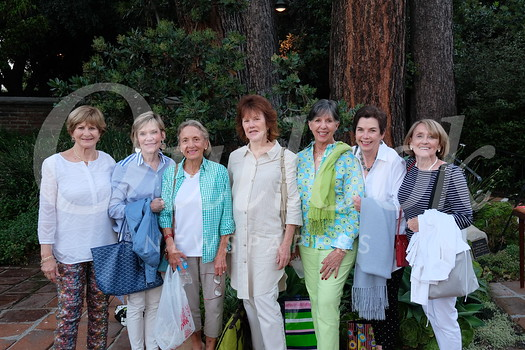 Connie Davis, Charie Laugharn, Suzie Miller, Lynda Patton, Alison Slattery, Beverly Marksbury and Dawn Bazler