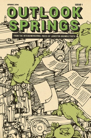 Outlook Springs Issue 1 Cover