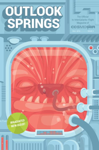 Outlook Springs Issue 2 Cover