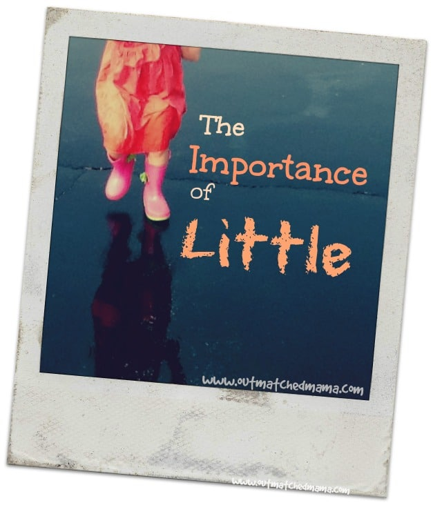 The Importance of Little