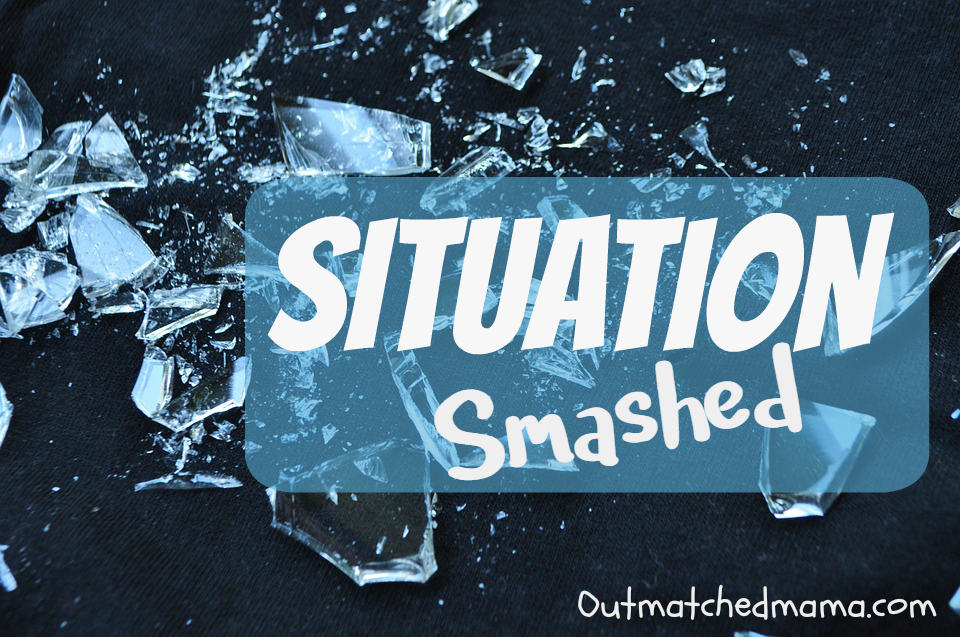 An Outmatched Diagnosis: Smashed by Your Situation