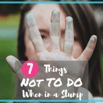 Things to Avoid When in a Homeschool Slump