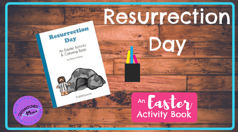 Resurrection Day: An Easter Activity Book Curriculum Review