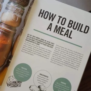 How to build a meal