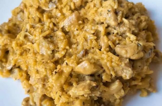 Eenpansstoof met rijst