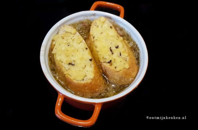 recept Friese uiensoep