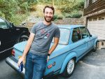 BMW 2002 and Jake