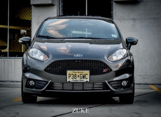 Fiesta ST Front End
