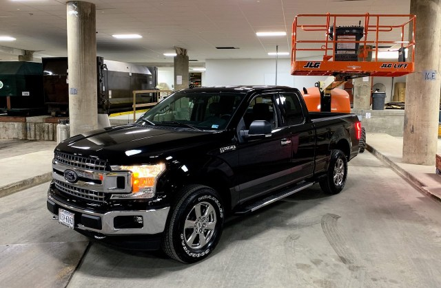 2019 Ford F-150 XLT front left