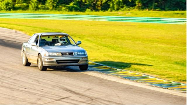 1993 Acura Vigor VIR