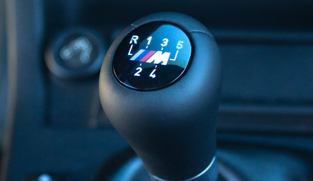 BMW ZHP shift knob