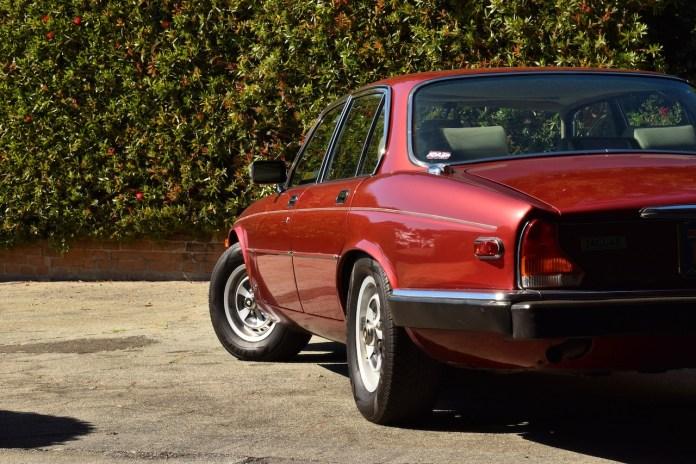 Series III Jaguar XJ6