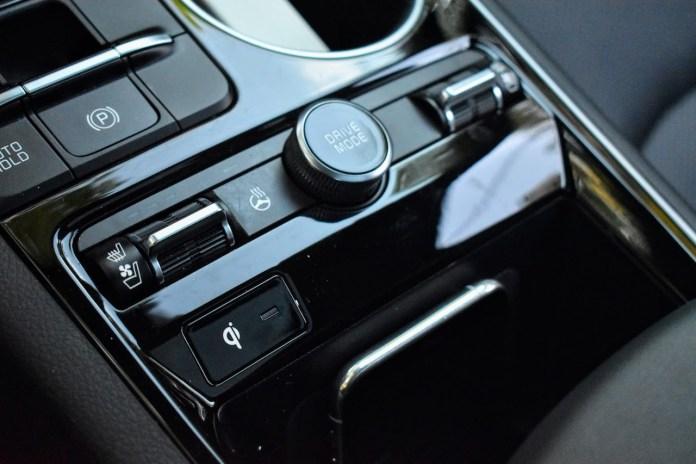 2021 Kia K5 EX drive mode