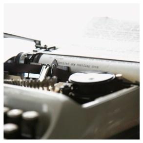 Writers Typewriter