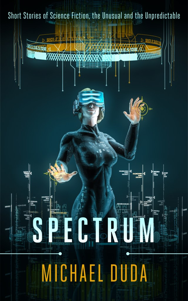 Spectrum Book Cover