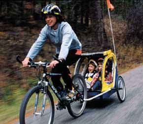 bike-trailer