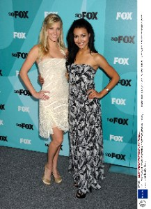 More lesbian action for Glee's 'cheerios'