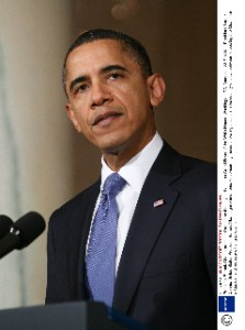 Obama condemns America's federal marriage law