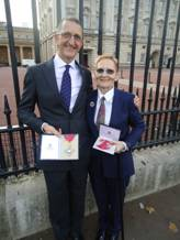 Stonewall chair receives top honour