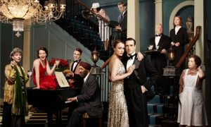 Lesbian affair in new series of Upstairs Downstairs