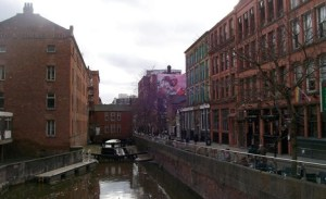 Body of man found in Manchester gay village canal