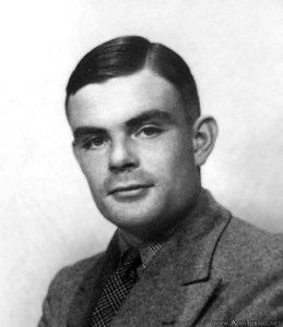 Alan Turing, gay mathematician and war codebreaker, honoured today