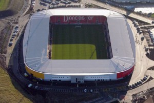 Stadium's Pride in Doncaster LGBT community