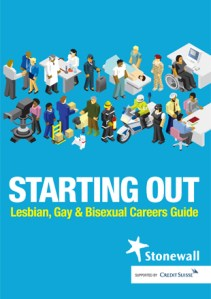 Starting Out: a fresh boost for gay students and jobseekers
