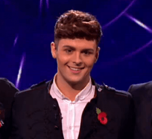 X Factor star talks about fans reaction to coming out