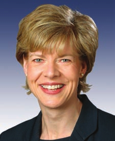 Tammy Baldwin elected as first openly gay US Senator