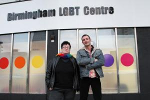 Birmingham opens LGBT centre