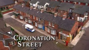 Coronation Street's gay stars fall out