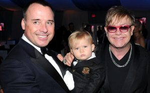 Elton John becomes a father for the second time