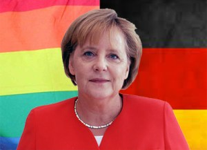 Support for gay marriage up in Germany
