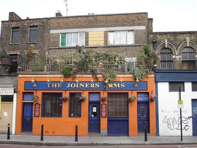 Joiners Arms East London
