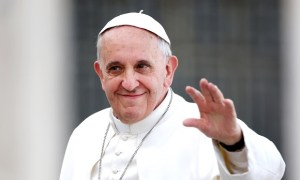 Pope Francis Compares Transgender Rights To Nuclear Arms Race