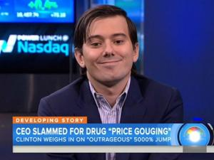 CEO Who Rose Price Of AIDS Brug By Over 5000% U-Turns