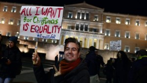 Greece Legalises Same-Sex Civil Partnerships