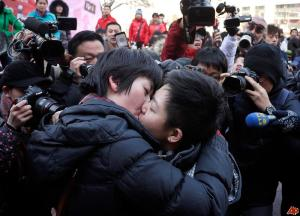 China's First Domestic Violence Law Excludes Gay Couples