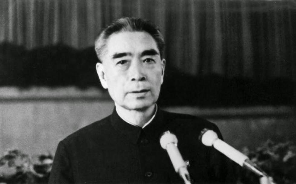 Zhou Enlai China Gay