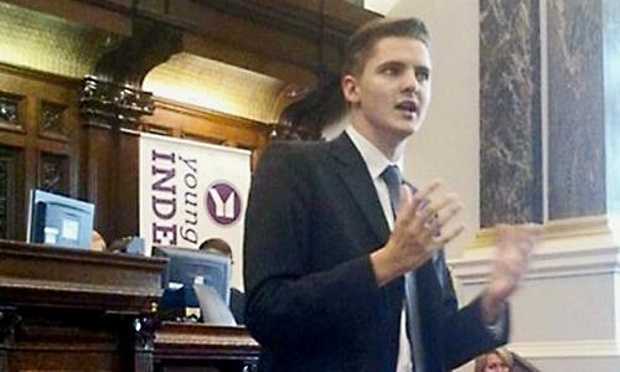 UKip Tom Booker Resigns From LGBT Group
